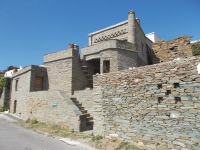 Photo for Cyclades Olive Museum's Guest House with free 1 h tour to the Olive Museum.