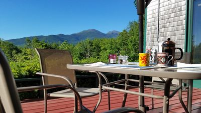 Your view for breakfast, lunch or dinner!