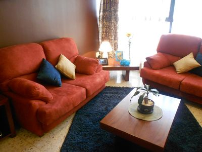 Photo for Cozy Mexican Style 3 Bed Apartment