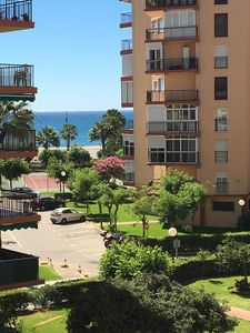 Photo for Apartment on the beach (Torremolinos)