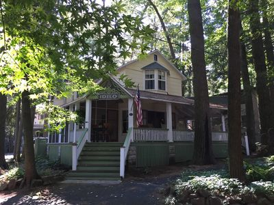 Photo for Spacious Cottage with Charming Porches in Mt. Gretna - Hershey / Manheim, PA