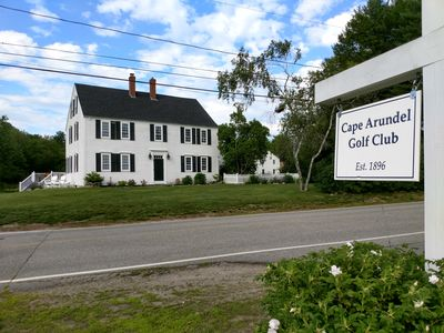 Photo for Serene escape in desirable Kennebunkport.