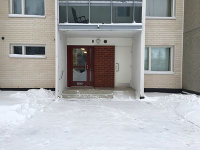 Photo for 1BR Apartment Vacation Rental in Tornio