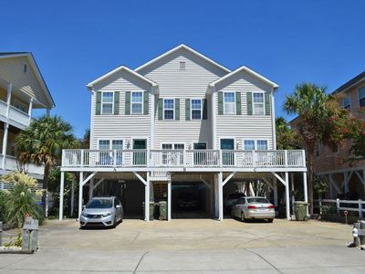 Photo for Tucked Inn 2.0 - Walk to Beach Townhouse in Surfside Beach