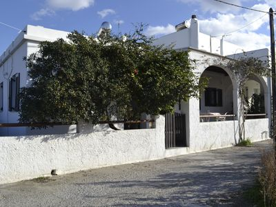 Photo for Charming Traditional House, 40 meters from Agia Anna Beach