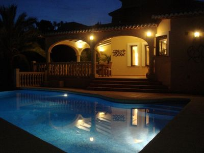 Photo for LUXURY VILLA IN JÁVEA A FEW STEPS FROM THE CITY AND THE BEACH