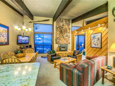 Photo for Beautiful Steamboat Condo With Breathtaking Mountain Views!