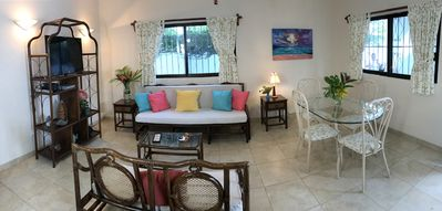 IslaMar Villas Living Area