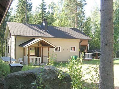 Photo for Vacation home Lamminranta in Pomarkku - 10 persons, 3 bedrooms