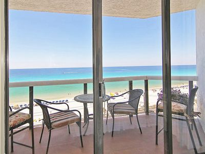 Photo for Sale $155/N 5/27-30 Beautiful 1 BR Efficiency w/Ocean Front View!