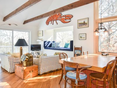 Photo for #527: Deeded Beach Access, Walk to Water, Large Deck, Private Location!