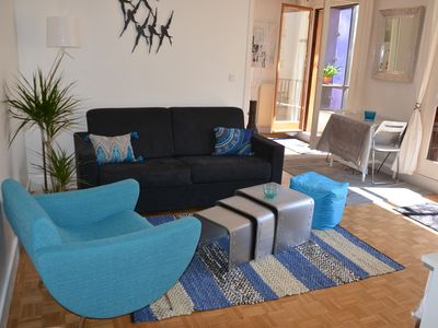 Photo for 1BR Apartment Vacation Rental in Montrouge, Ile-De-France