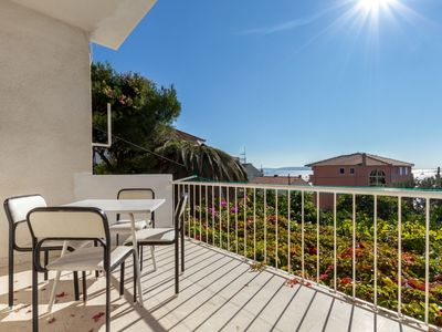 Photo for Apartment Roi  A4(2+3)  - Seget Vranjica, Riviera Trogir, Croatia