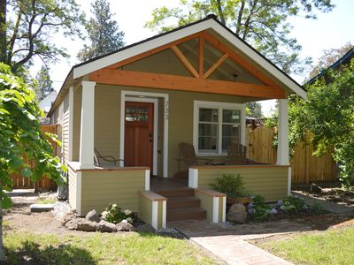 Photo for Contemporary Chic Cottage near DOWNTOWN BEND with hot tub