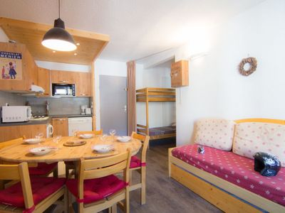 Photo for One bedroom Apartment, sleeps 6 with WiFi and Walk to Shops