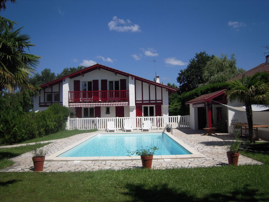 Property Image#1 Large Family Basque House For 8 People