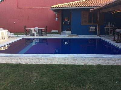 Photo for Suite Blue Pool Guest House Búzios