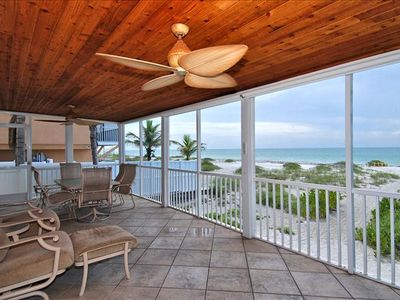 Photo for Stay at our 4 BR / 4 BA Beachfront home and experience true beach living - Sleeps 8
