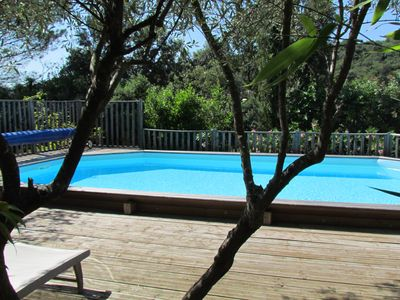 Photo for Independente house. Private pool - charming and quiet