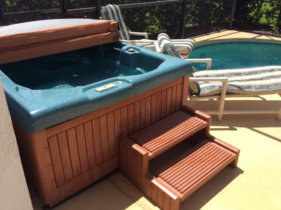 Photo for Disney Area - Windsor Palms - 4/3 Pool, Jacuzzi, Hot Tub, Games - Disney 4 miles