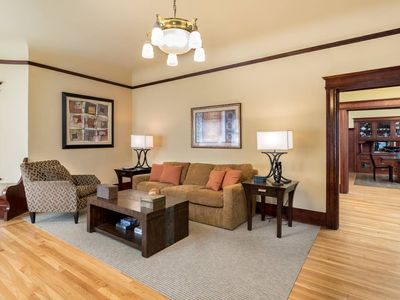 Photo for Elegant San Jose Victorian, Perfect for Conferences