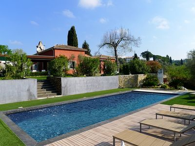 Photo for VALBONNE RIOU MERLET  VI4089 - Villa for 7 people in Châteauneuf-Grasse