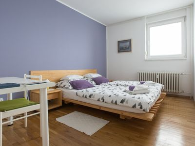Photo for One bedroom apartment with panoramic view of Zagreb