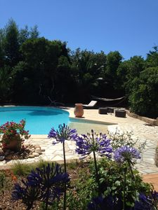 Photo for Villa and private pool in 3000m2 park