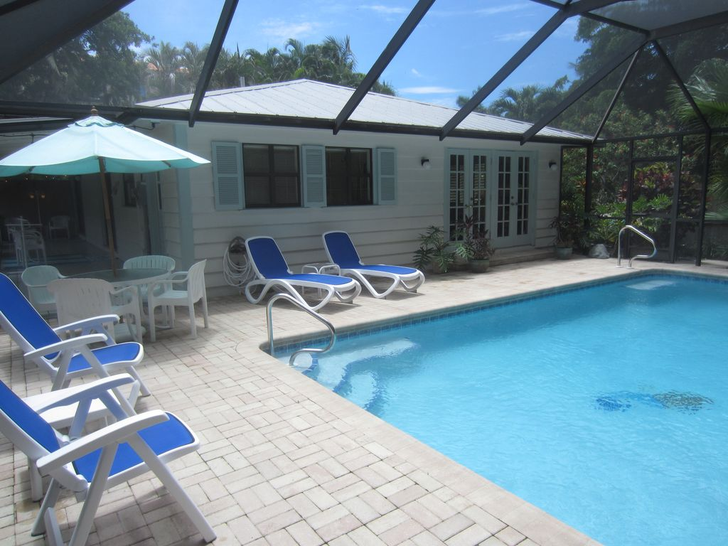 Captiva Mermaid Pool House Last Minute Rate Low As 1,795 per week ...