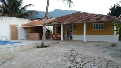 Photo for Ilhabela-White Water District, Swimming Pool, Air Cond. 6 peoples