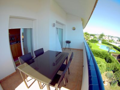 Photo for Duplex Nuria, modern for 4 / 5pax with communal pool and garden