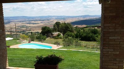 Photo for Villa With Swimming Pool - Panorama - Tuscan Hills - Families - Sea - Natur Tuscany