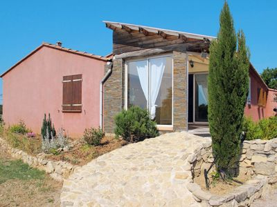 Photo for Vacation home Ferienhaus mit Pool (LVE120) in La Verdiere - 10 persons, 5 bedrooms