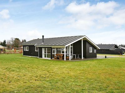Photo for Modern Holiday Home in Hadsund with Sauna
