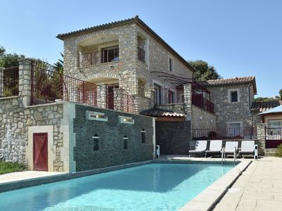Photo for Class villa with private pool in a region full of history and outdoor activities