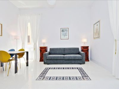 Photo for Splendid flat near Piazza S.Maria Maggiore