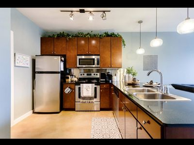 Photo for Your atxAbode is steps away from DT, SoCo, Rainey& Zilker. Large groups welcome!