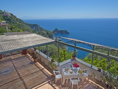 Photo for 2BR House Vacation Rental in Conca dei Marini, Salerno