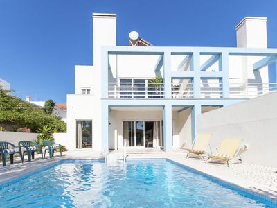 Photo for The villa offers a private swimming pool, barbecue and privacy to enjoy