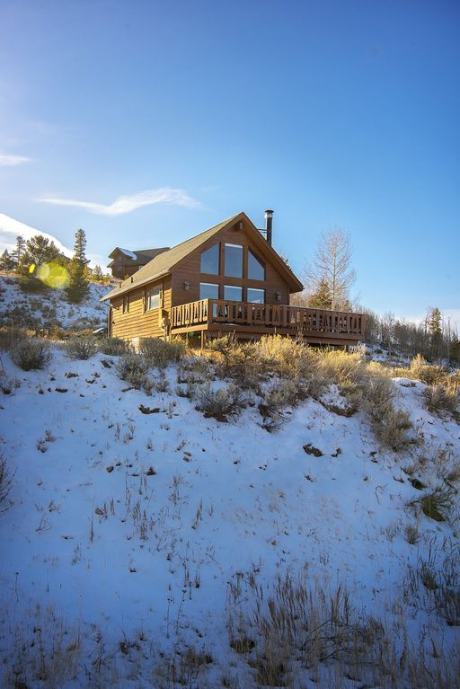 Welcome To The Selbu Ski Chalet In Granby, CO! Your Idyllic Mountain Cabin.