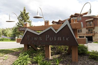 Towne Pointe 1000 Park Ave. Park City Utah