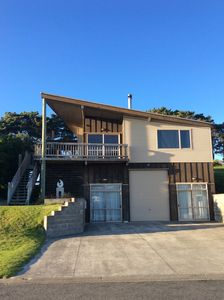 Photo for Awesome family beach house with ocean views.