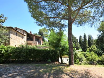 Photo for Best location Chianti Villa, private pool, beautiful garden, fully equipped