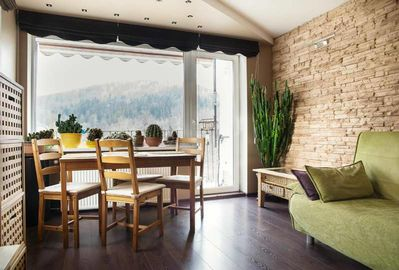 Apartment for 4 pers. in City Center with panoramic mountain views