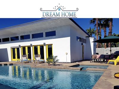 Photo for STUNNINGLY GORGEOUS Luxury Home in Palm Springs! The DREAM HOME!