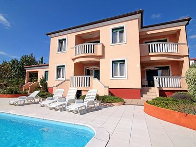 Photo for Apartment in Zadar with Parking, Internet, Washing machine, Air conditioning (329453)