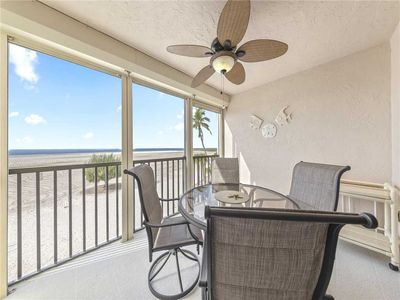 Photo for Carlos Pointe 212, 2 Bedrooms, Gulf Front, Elevator, Sleeps 4, Heated Pool