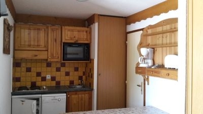 Photo for 2 apartments at the foot of the slopes for 12 pers soleil + kaya