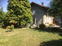Beautiful typical french house with nice gardens