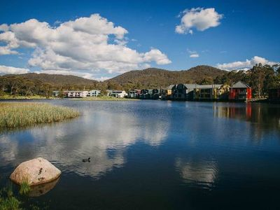 Photo for Lakeside Apartment at Crackenback